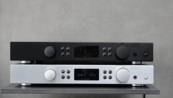 Creek Evolution 100A - schwarz und silber
