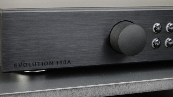 Creek Evolution 100A - schwarz