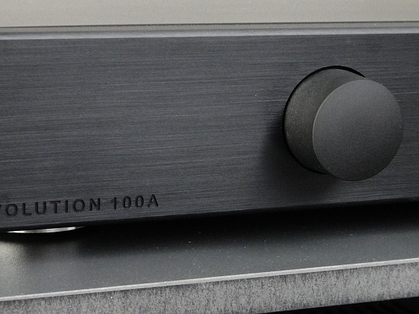 Creek Evolution 100A - schwarz