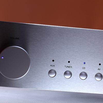 Exposure 1010 AMP silber