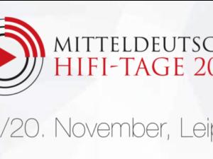 Mitteldeutsche HiFi-Tage 2016