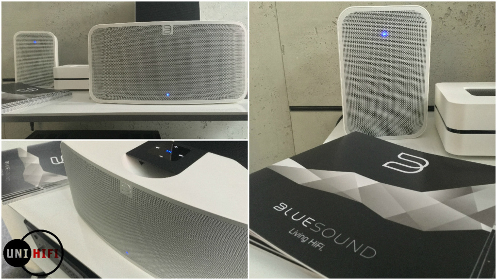 Bluesound bei UNIHIFI