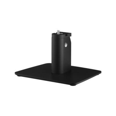 Dynaudio Xeo Desk Stand - Standfuß passend für Xeo 2 und Xeo 10 (Aluminium schwarz)