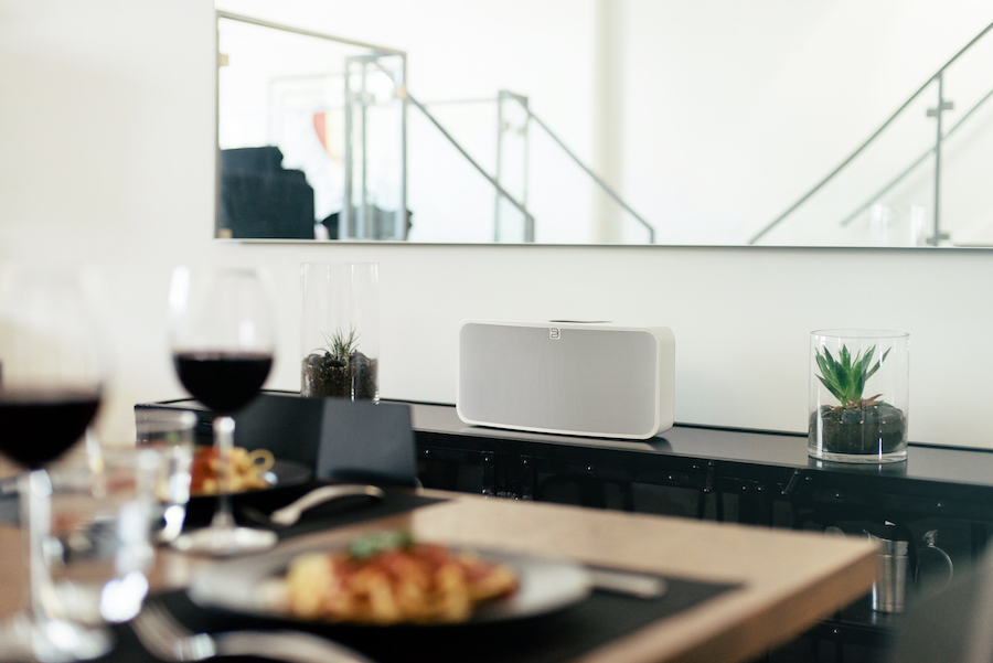 Bluesound Pulse 2i - Lifestyle, Beispielabbildung
