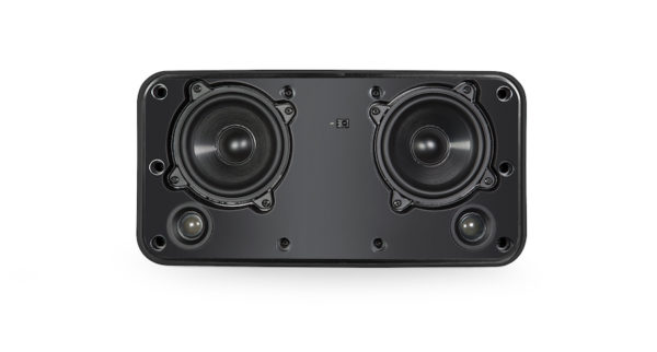 Bluesound Pulse Mini 2i - schwarz