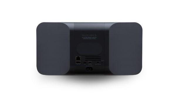 Bluesound Pulse Mini 2i - schwarz (Anschlüsse)