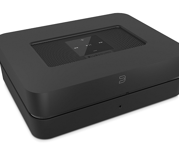 Bluesound Powernode 2 schwarz