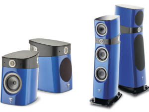 Highlight: Focal Sopra-Serie nun in Nogaro Blue