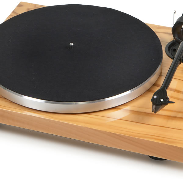 Pro-Ject Xpression Carbon Classic - Olive