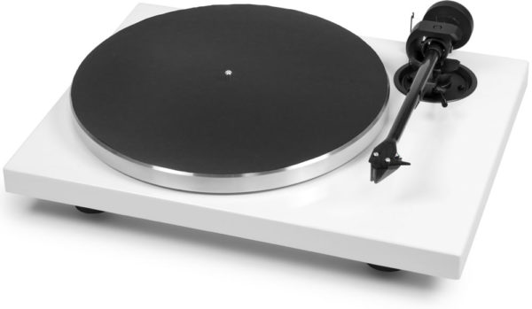 Pro-Ject Xpression Carbon Classic - Weiss
