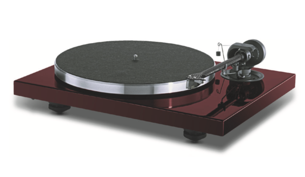 Pro-Ject Xpression Carbon Classic - Weinrot