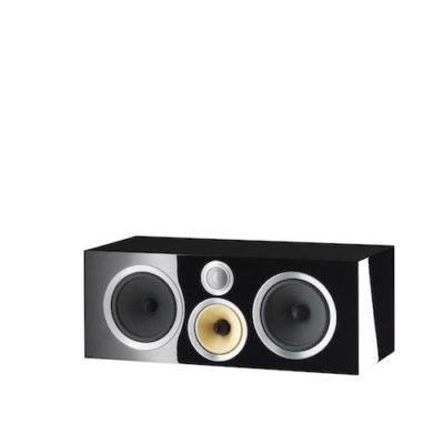 Bowers & Wilkins CM Centre 2 S2 - Schwarz