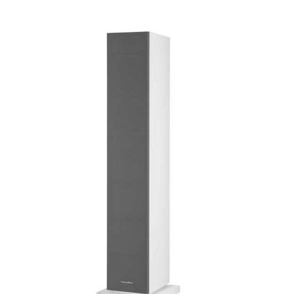 Bowers & Wilkins 684 S2 - Weiß mit Grill in grau