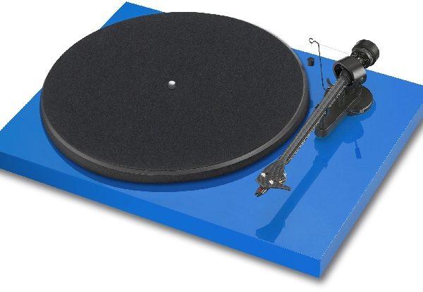 Pro-Ject Debut Carbon DC - Blau
