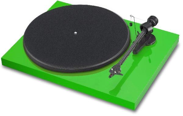 Pro-Ject Debut Carbon DC - Grün