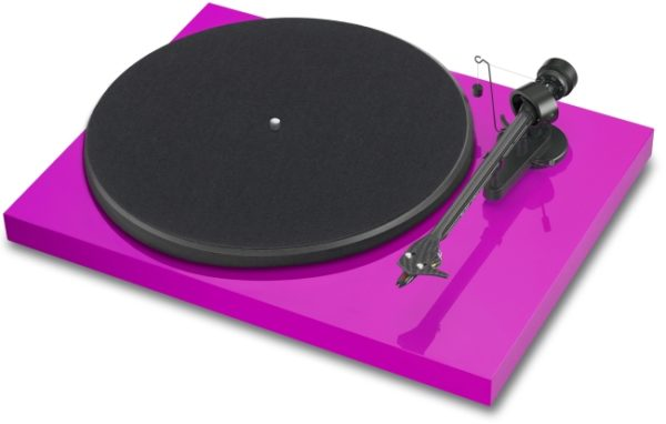 Pro-Ject Debut Carbon DC - Pink
