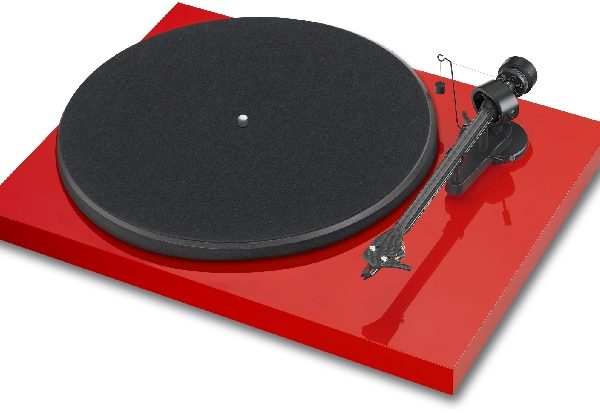 Pro-Ject Debut Carbon DC - Rot