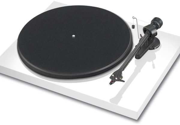 Pro-Ject Debut Carbon DC - Weiss