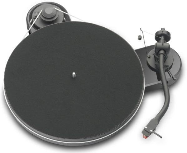 Pro-Ject RPM 1.3 Genie - Schwarz