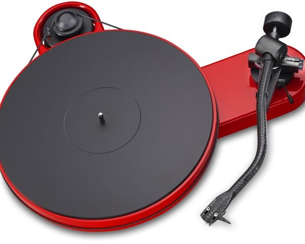 Pro-Ject RPM 3 Carbon - Rot