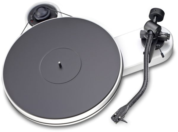Pro-Ject RPM 3 Carbon - Weiss