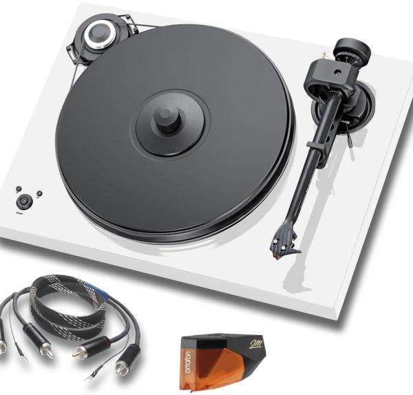 Pro-Ject Xperience SB SuperPack - Lieferumfang (Abbildung ähnlich)