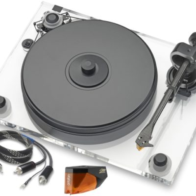 Pro-Ject Xperience Acryl SB SuperPack - Lieferumfang (Abbildung ähnlich)