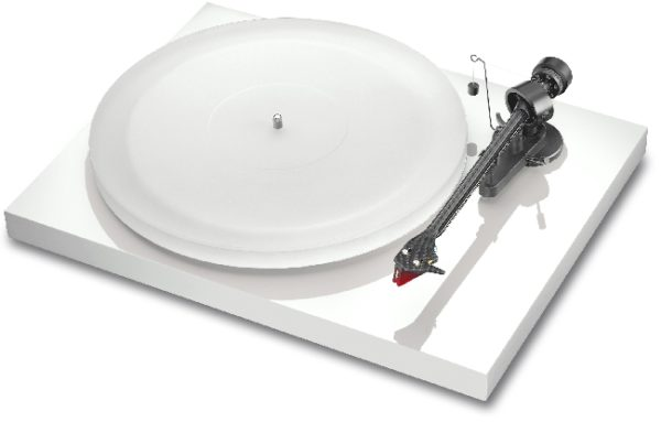 Pro-Ject Debut Carbon DC Esprit - Weiss
