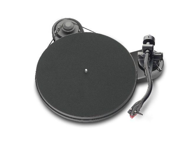 Pro-Ject RPM 1 Carbon - Schwarz