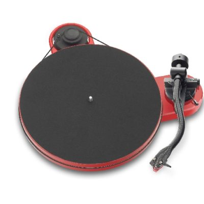 Pro-Ject RPM 1 Carbon - Rot