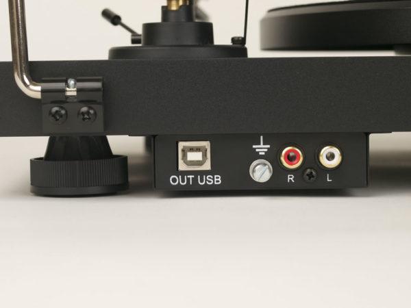 Pro-Ject Debut Carbon DC Phono USB - Anschluss