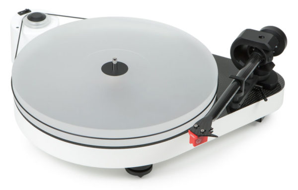 Pro-Ject RPM 1 Carbon - Weiss