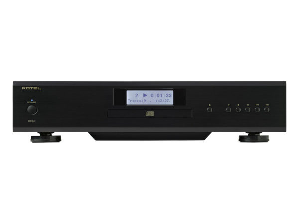 Rotel CD14 CD-Player - schwarz