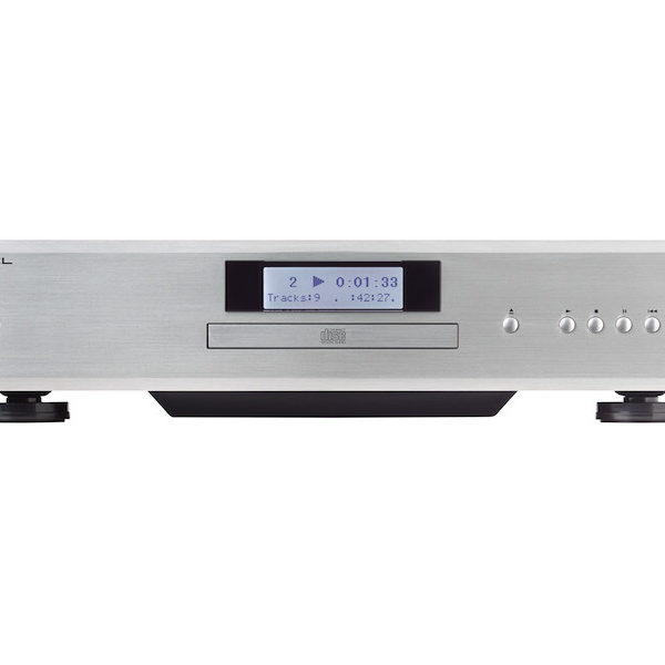 Rotel CD14 CD-Player - silber