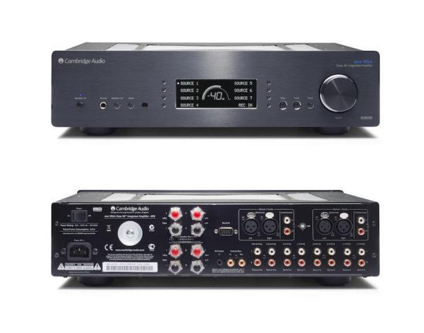 Cambridge Audio Azur 851A XD-Verstärker - schwarz