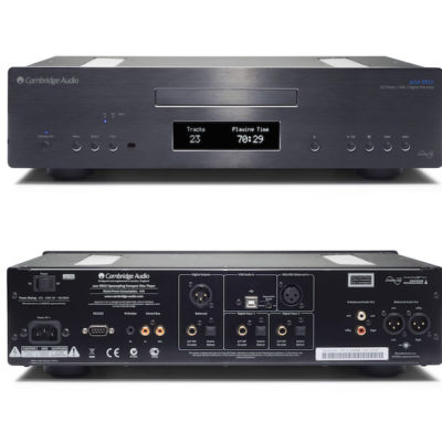 Cambridge Audio Azur 851C Upsampling-DAC , CD-Player & Vorverstärker - schwarz