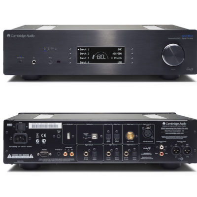 Cambridge Audio Azur 851D D/A-Wandler - schwarz