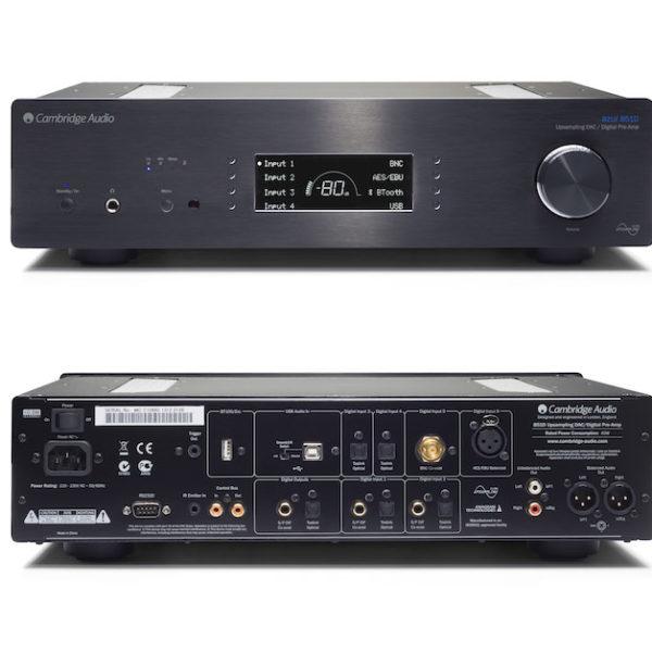 Cambridge Audio Azur 851D D/A-Wandler - schwarz
