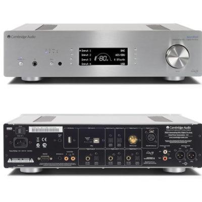 Cambridge Audio Azur 851D D/A-Wandler - silber