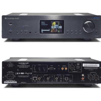Cambridge Audio Azur 851N Netzwerkplayer - schwarz