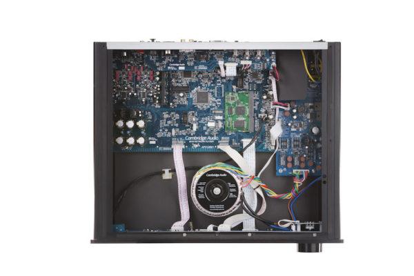 Cambridge Audio Azur 851N Netzwerkplayer - schwarz (Innenleben)