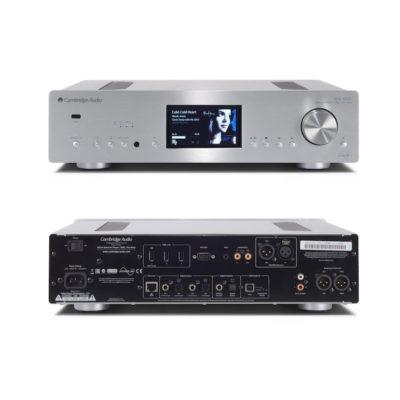 Cambridge Audio Azur 851N Netzwerkplayer - silber