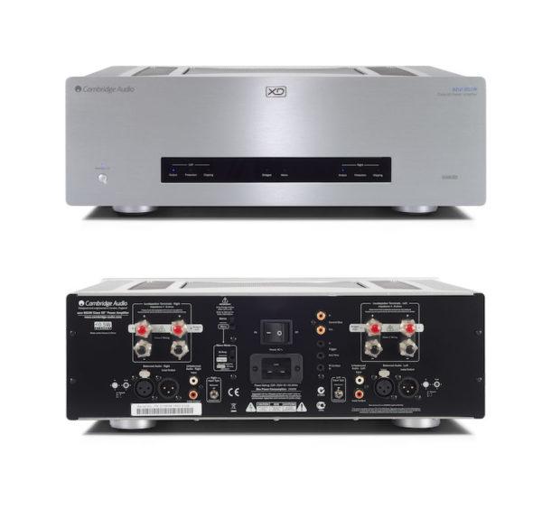 Cambridge Audio Azur 851W Endstufe - silber