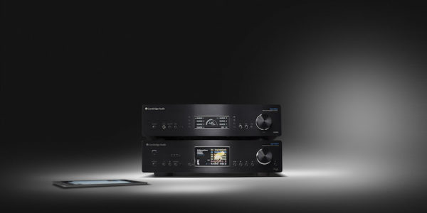 Cambridge Audio Azur 851N Netzwerkplayer mit 851A XD-Verstärker - schwarz (Beispielabbildung)
