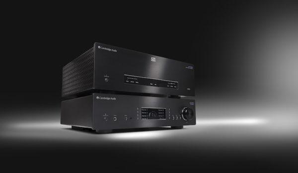 Cambridge Audio Azur 851E Vorstufe mit 851W Endstufe - schwarz (Beispielabbildung)