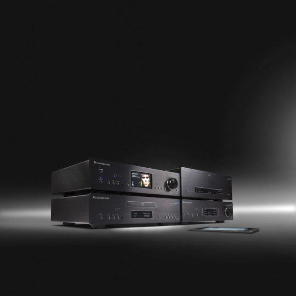Cambridge Audio Azur-Serie aus: 851N, 851C, 851 E und 851W - schwarz (Beispielabbildung)