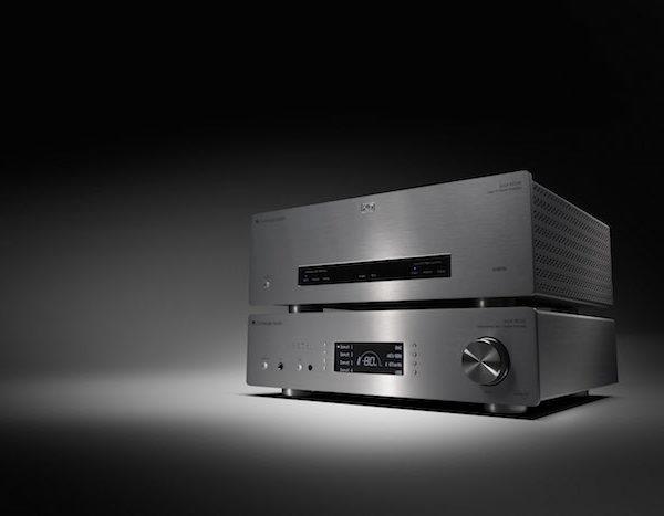 Cambridge Audio Azur 851W Endstufe mit 851D D/A-Wandler - schwarz (Beispielabbildung)