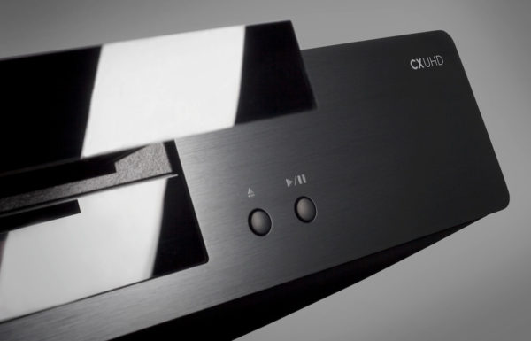 Cambridge Audio CXUHD Blu-ray-Player - schwarz (Laufwerk)