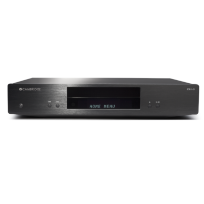 Cambridge Audio CXUHD Blu-ray-Player - schwarz