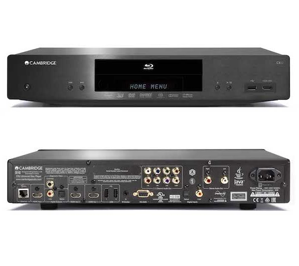 Cambridge Audio CXU Blu-ray-Player - schwarz